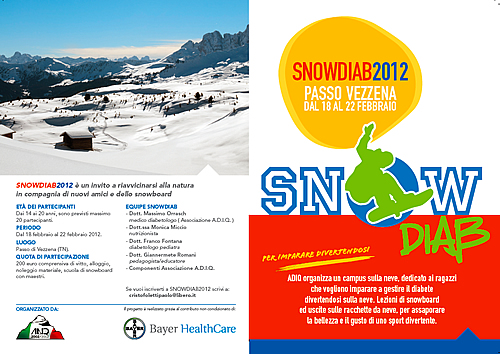 Snow diabete 2012