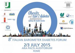 Convegno internazionale 8th Italian Barometer Diabetes Forum