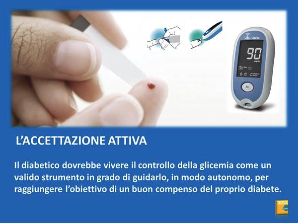 autocontrollo della glicemia