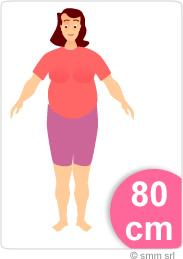 donna:80cm