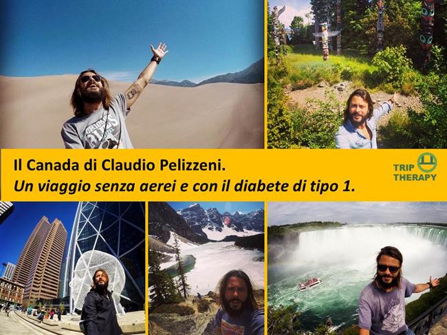 Trip Theraphy - Il viaggio di Claudio - Canada e Stati Uniti
