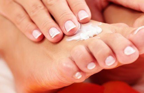 cura dei piedi diabete