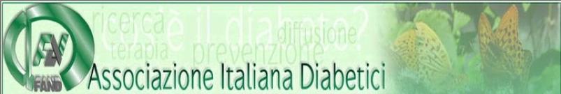 FAND Associazione Italiana Diabetici