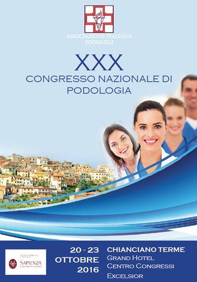 Congresso di Podologia Chianciano-Terme