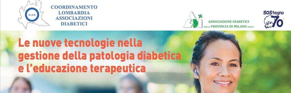 Le nuove tecnologie nella gestione della patologia diabetica e l'educazione terapeutica