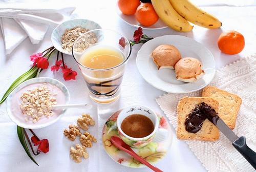 diabete colazione feste natalizie: meglio non saltarla
