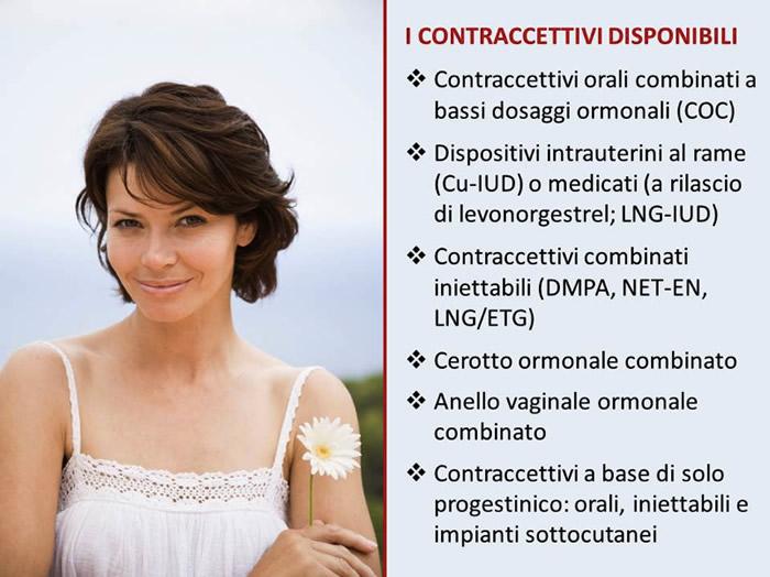 Diabete e contraccezione
