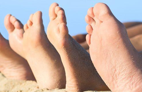 Cellule staminali utilizzate per la rivascolarizzazione di piedi e arti inferiori