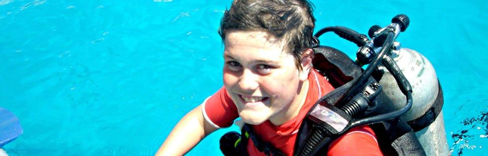 Attività subacquea, empowerment e mindfulness per migliorare l'autogestione del diabete
