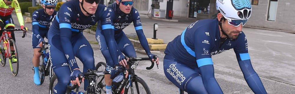 In vista della Milano-Sanremo 2018 il Team Novo Nordisk corre in Toscana il Gp di Larciano