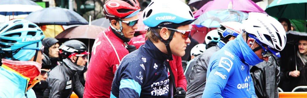 Il Team Novo Nordisk protagonista di una lunghissima fuga nella Milano-Sanremo di Vincenzo Nibali