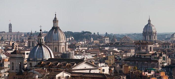 Roma, 2-3 luglio 2018: Villaggio Cities Changing Diabetes Blue Circle