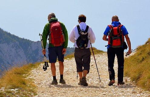 Le vacanze in montagna per chi ha problemi di pressione