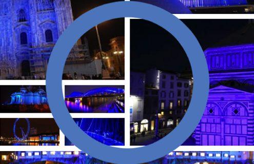 14 novembre: m'illumino di blu
