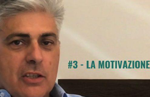 #3 – La motivazione al cambiamento