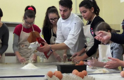 """Sedici giovani diabetici a scuola """"da Masterchef"""""""