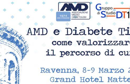 Gestione del Diabete di tipo 1: AMD elabora il primo PDTA