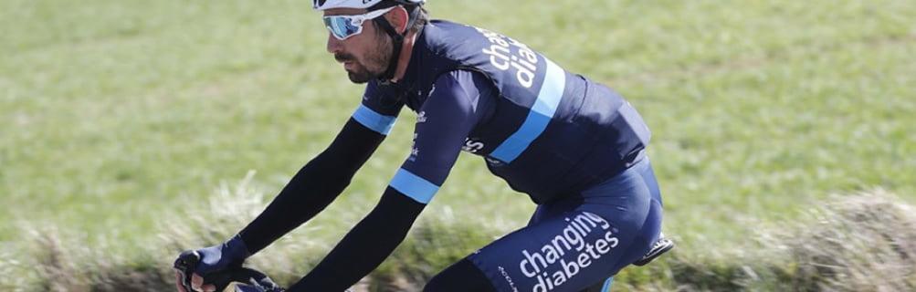 Il Team Novo Nordisk in Europa per cambiare il diabete, e nel cuore il sogno del Giro d'Italia
