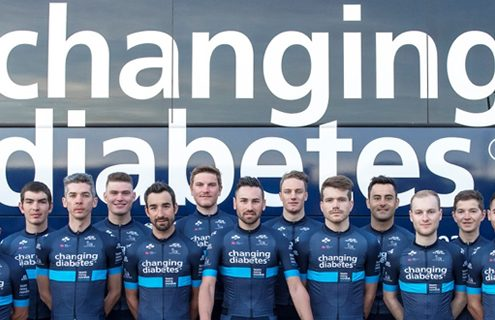 Team Novo Nordisk con Changing Diabetes uno sguardo nuovo sul diabete