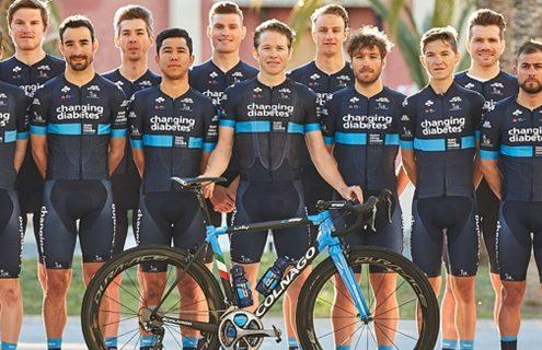 Come si insegue un sogno: come si può diventare atleti del Team Novo Nordisk
