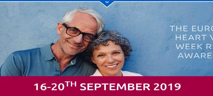 Malattie delle valvole cardiache: al via a settembre la settimana europea