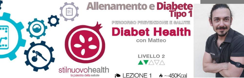 Diabet Health 1 con Matteo – PUNTATA 1 (Diabete Tipo 1)