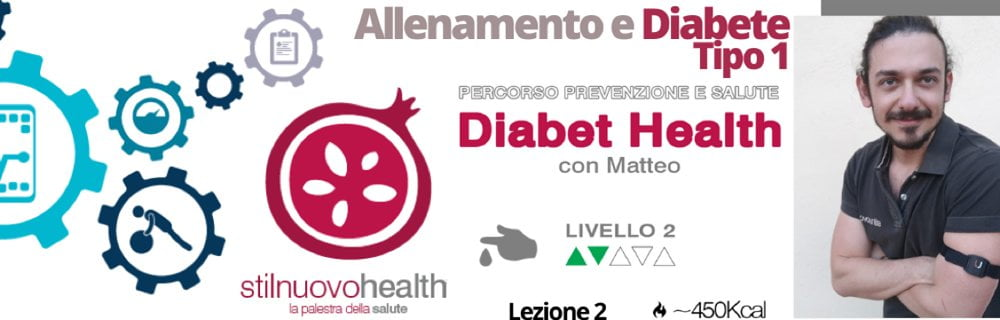 Diabet Health 1 con Matteo – LEZIONE 2 (Diabete Tipo 1)