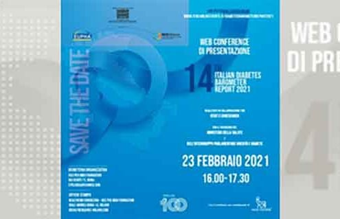 14th Italian Diabetes Barometer Report 2021